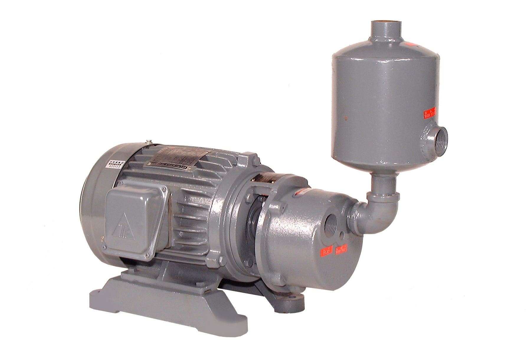 SWP Close-Coupled Liquid Ring Vacuum Pump