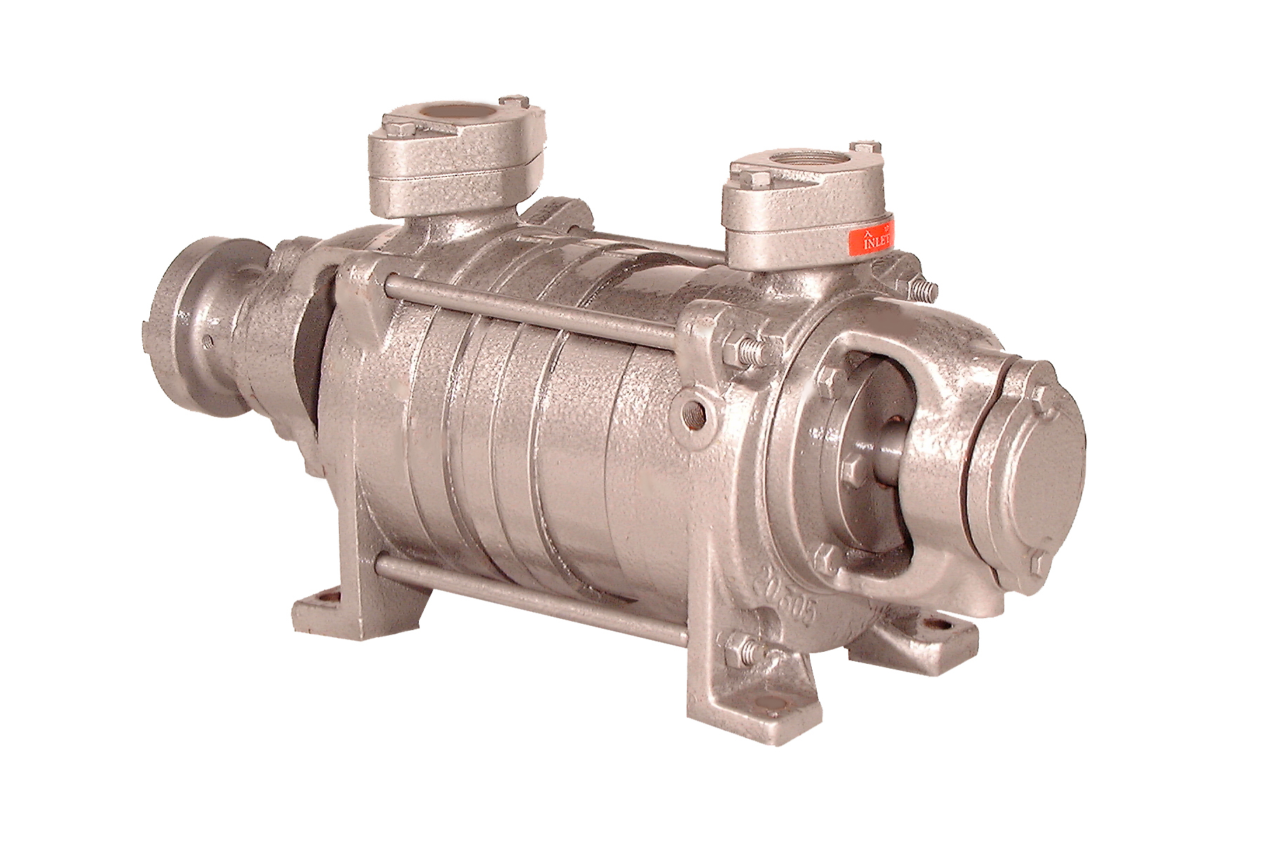 SWH Two Stage Liquid Ring Vacuum Pump